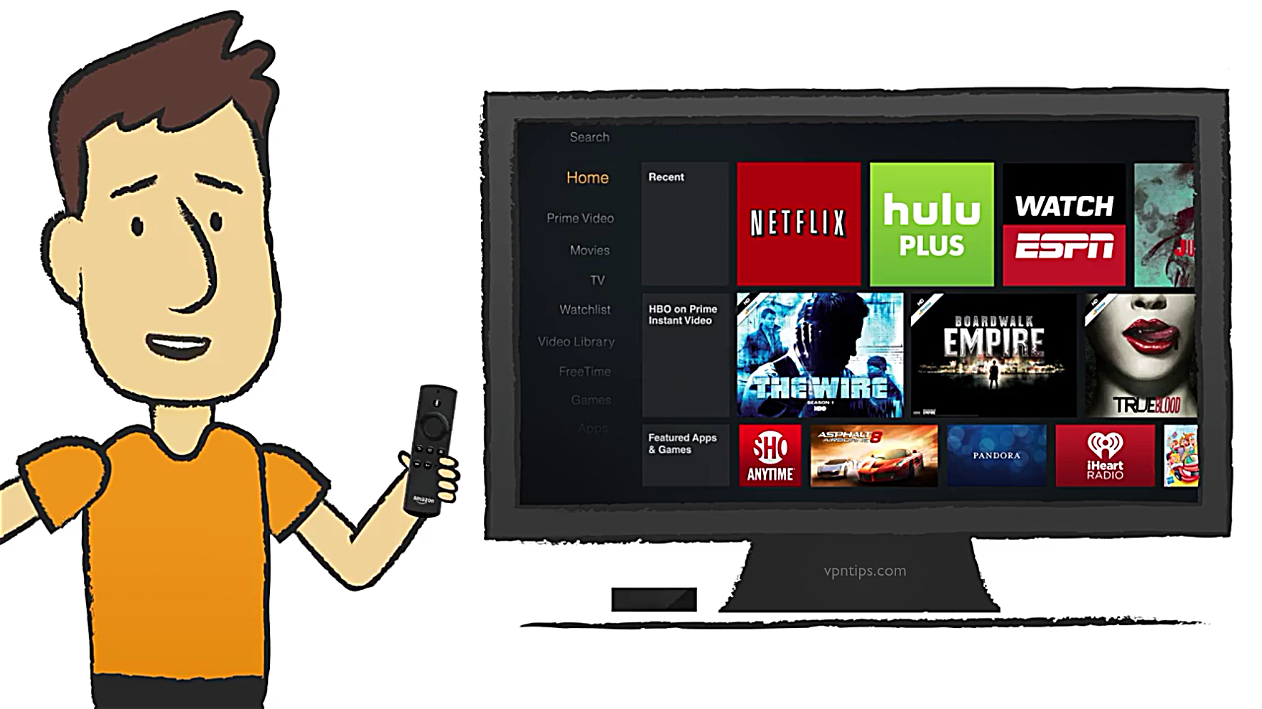 How to Install VPN on Fire TV